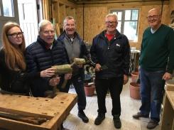 The Garden House Workshop Team